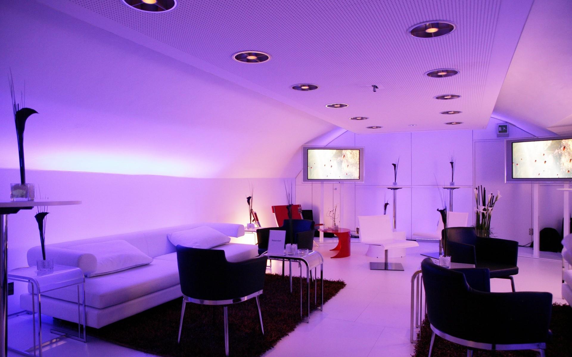 interior wallpaper purple room HD Desktop Wallpapers 1920x1200