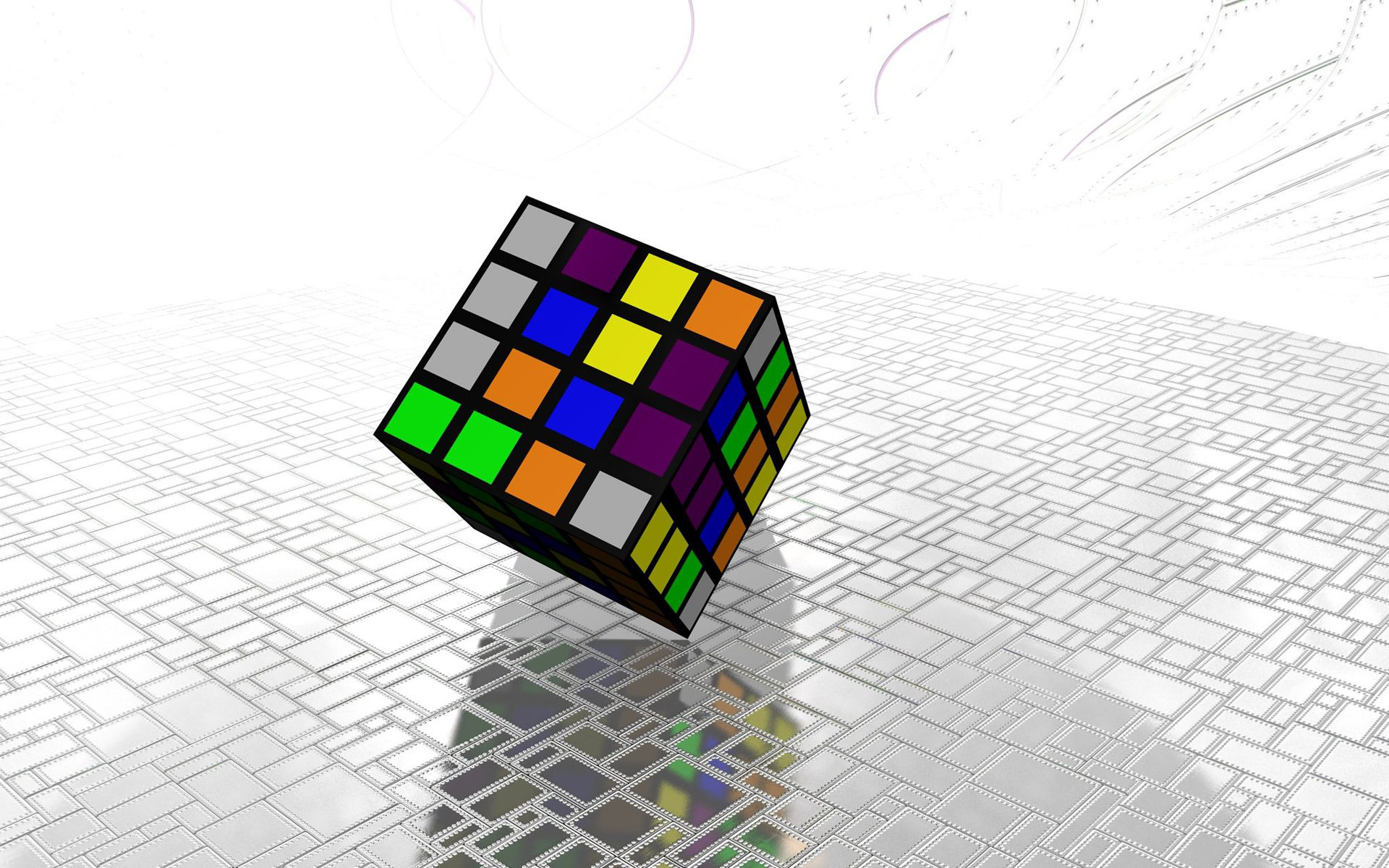3d Rubiks Cube Wallpaper Related Post Quot Rubiks Cube 3d 1920x1200