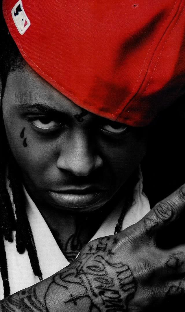Lil Wayne HD 15 Rap Wallpapers 640x1080
