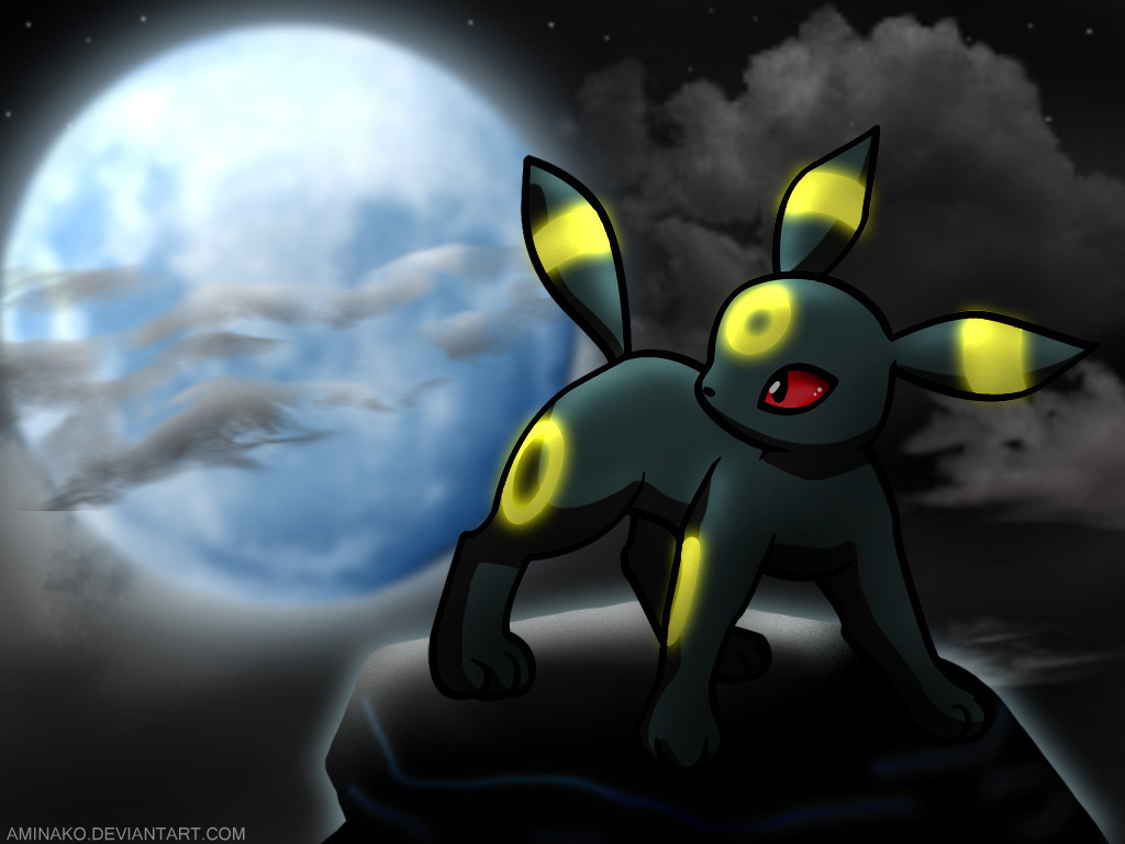 Umbreon images Umbreon HD wallpaper and background photos 1024x768