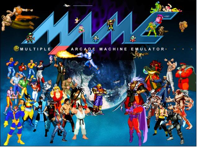 MAME ROMs and Games Download 635x476