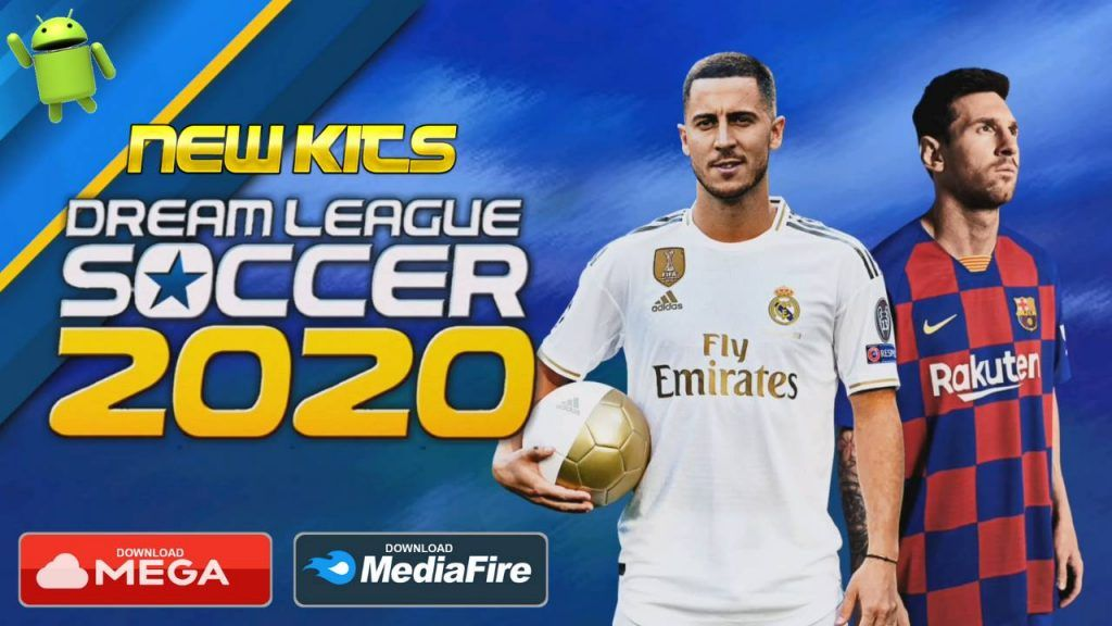 DLS 2020 Android Offline HD Graphics Dream League Soccer 2020 1024x576