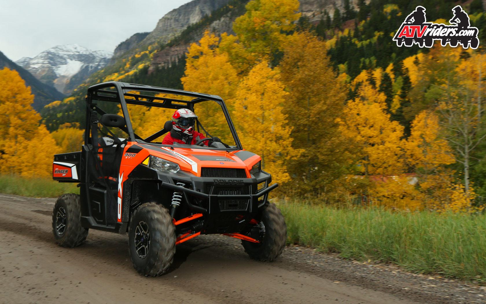 2013 Polaris RANGER XP 900 SxS UTV   Imogene Pass Colorado 1680x1050