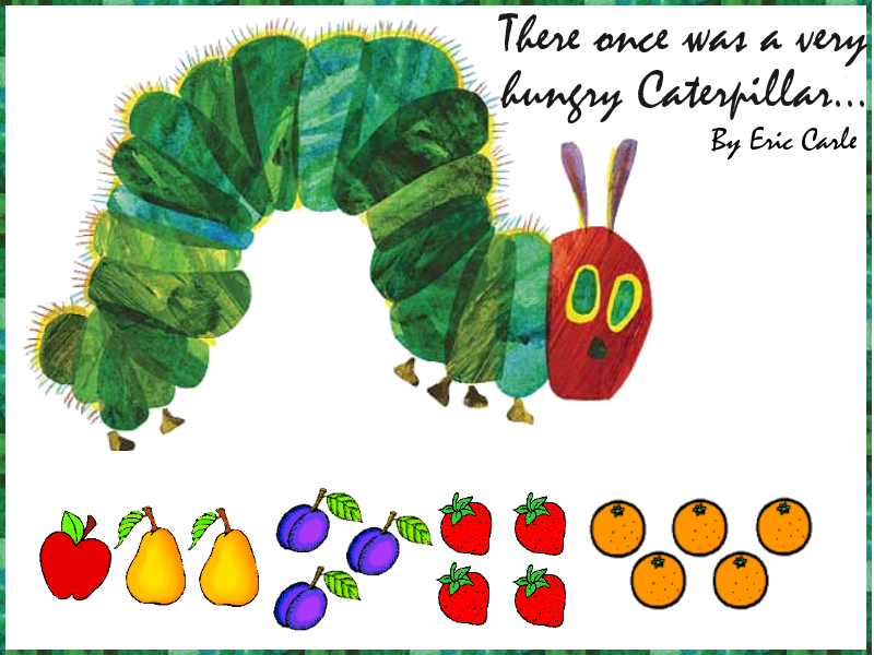 my the very hungry caterpillar wallpaper 800x600