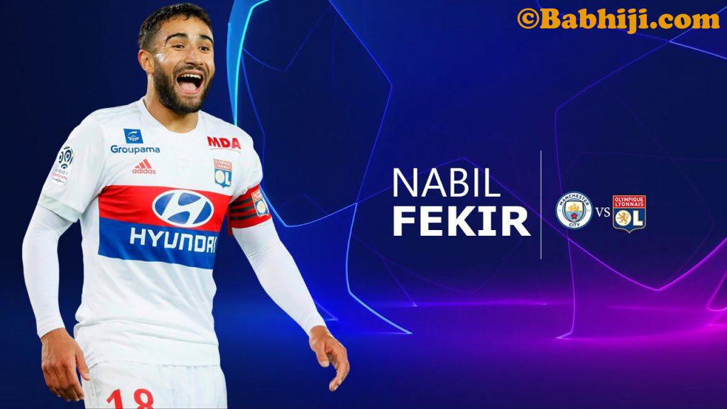 Nabil Fekir Photo 02 Mobile Wallpapers 1024x576