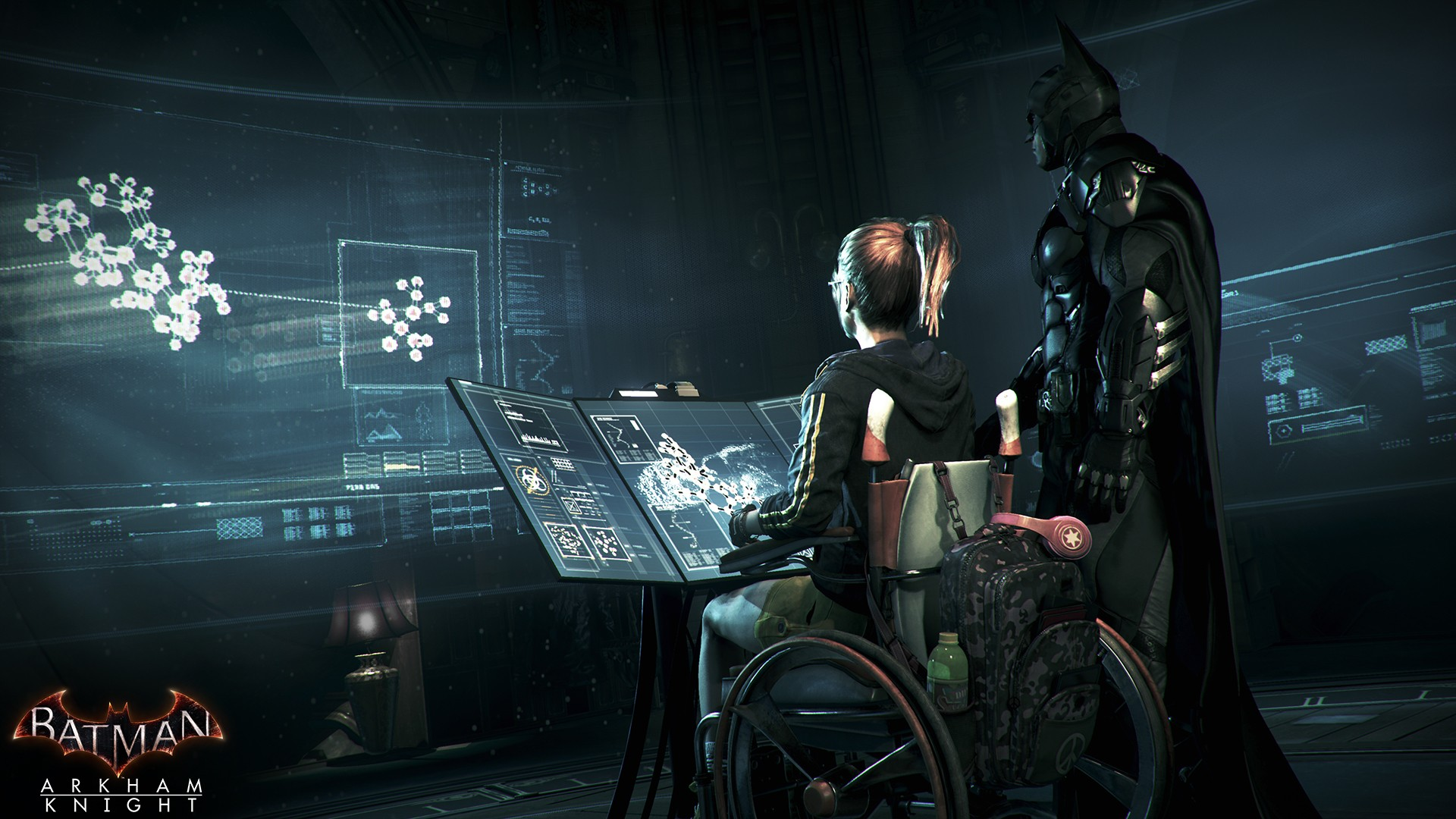 net50 set of batman arkham knight wallpapers 1920 x 1080 hd 1920x1080
