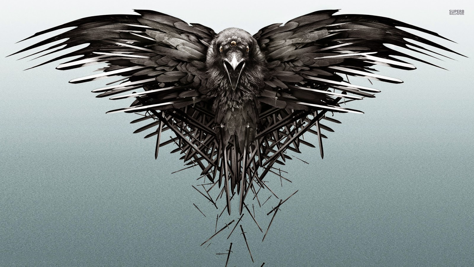 Free download Game of Thrones Season 4 Raven Poster Wallpaper Download Best [1600x900] for your Desktop, Mobile & Tablet | Explore 46+ Game of Thrones Official Wallpaper | Hbo Game Of Thrones Wallpapers,