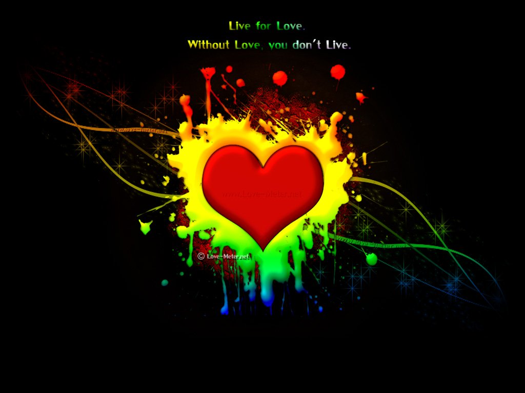 Love Quotes Desktop Wallpaper Download   [ src ] 1024x768