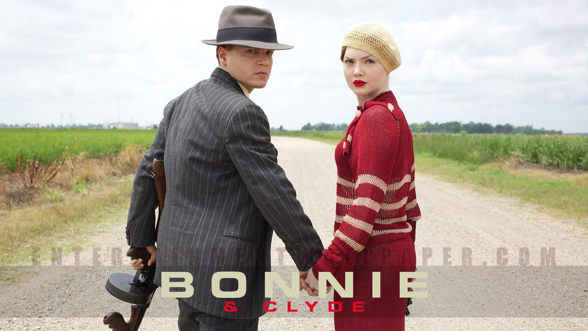 49 Bonnie And Clyde Wallpaper On Wallpapersafari