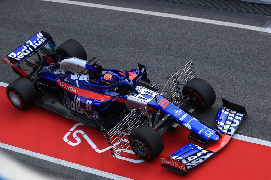 Formula 1   Toro Rosso Honda causing us no compromise 1024x683