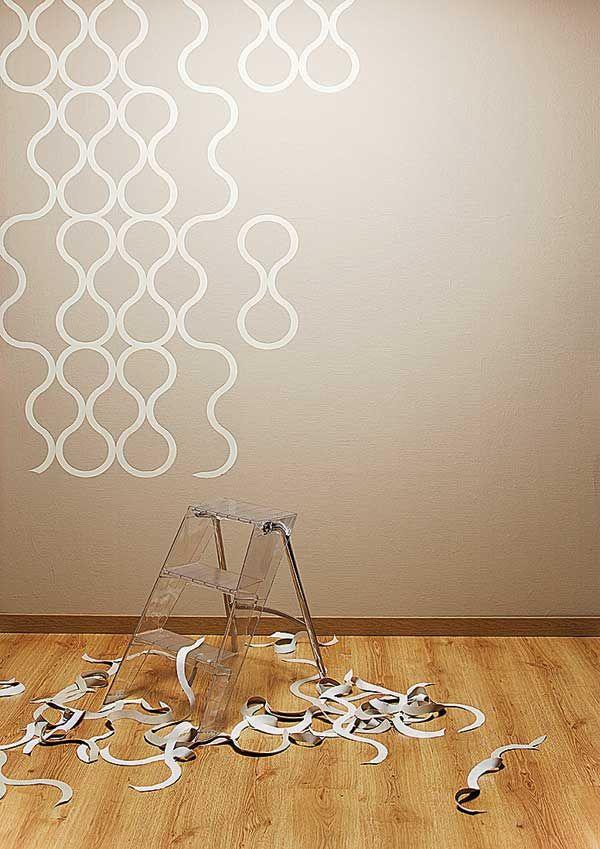 Tear off wallpaper wallpapersafari - Tear off wallpaper by znak ...