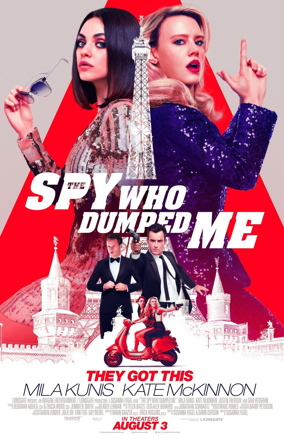 The Spy Who Dumped Me 2018   IMDb 973x1500