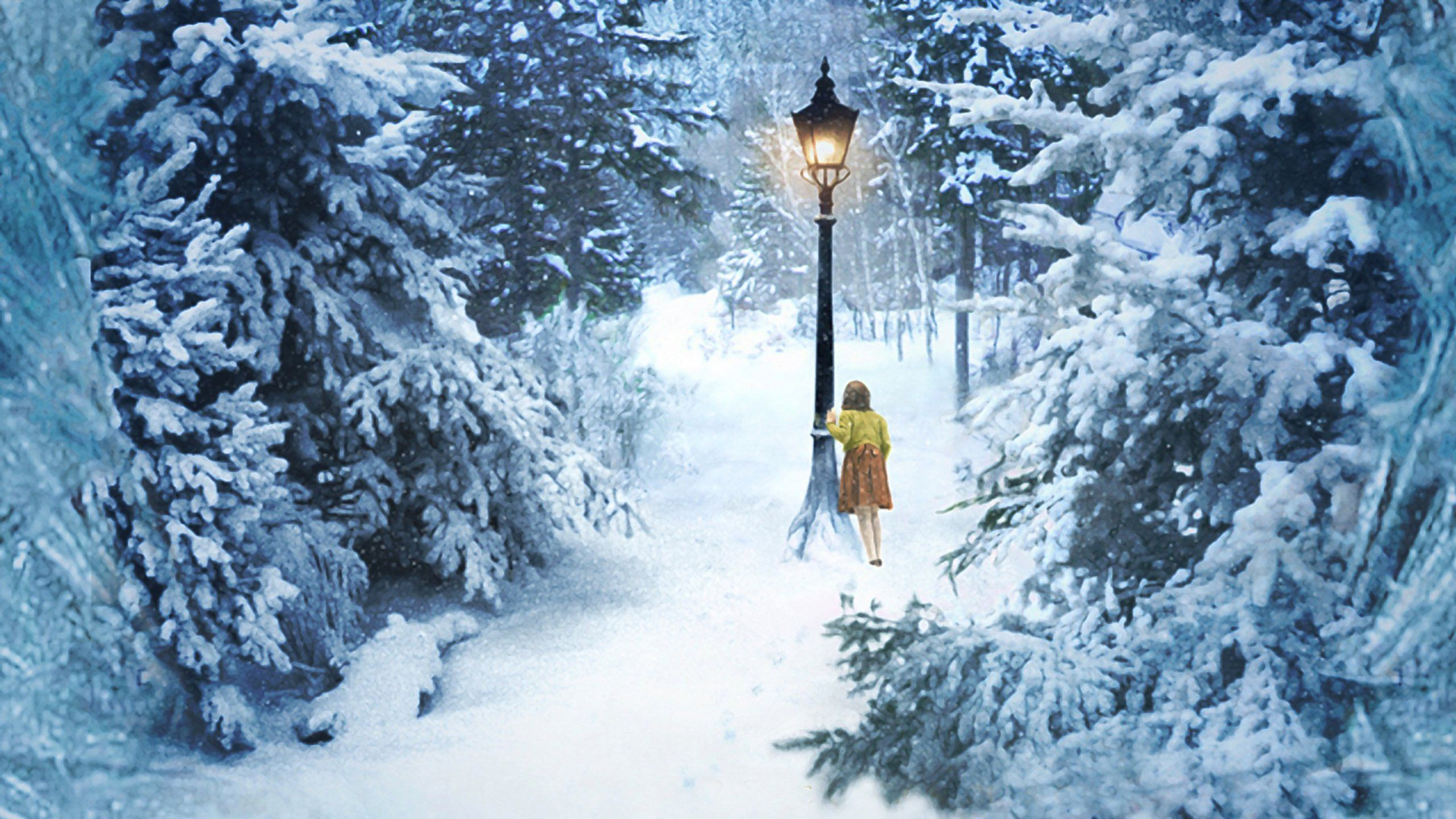 Narnia Wallpapers   Top Narnia Backgrounds   WallpaperAccess 2560x1440