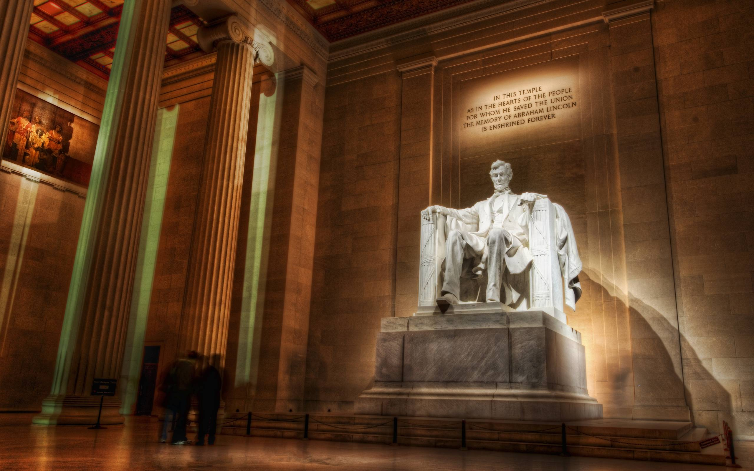 Lincoln Memorial Wallpapers 2560x1600