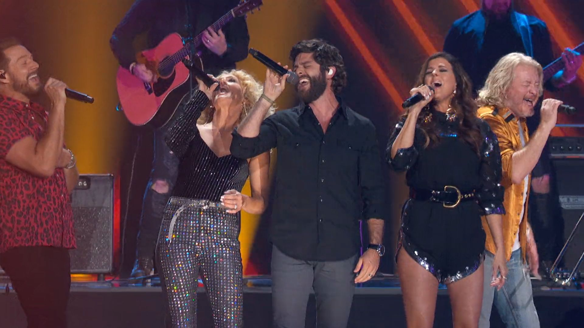 Thomas Rhett and Little Big Town featuring Trombone Shorty   Don 1920x1080