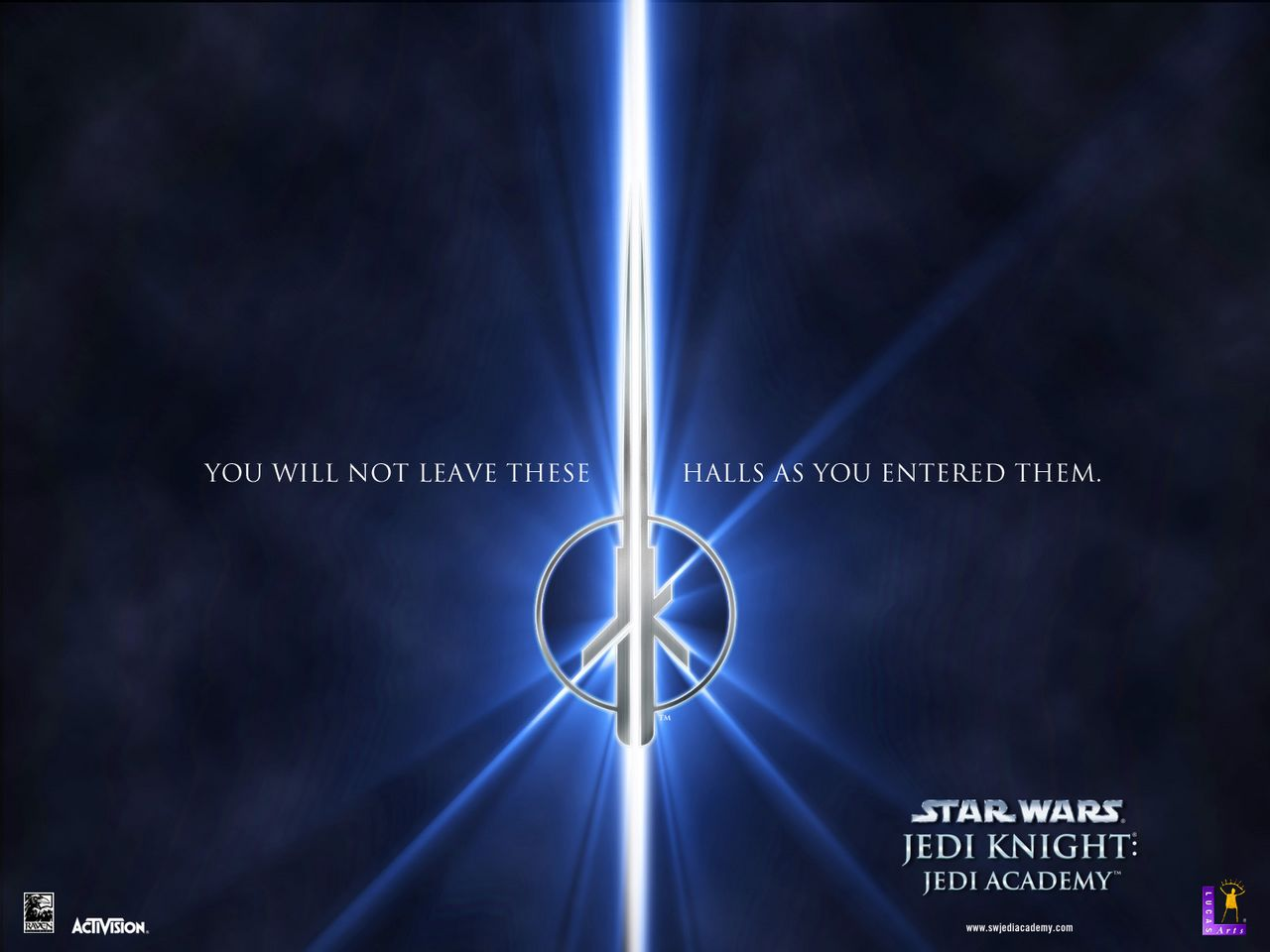 Wallpapers for Star Wars Jedi Knight Jedi Academy select size 1280x960