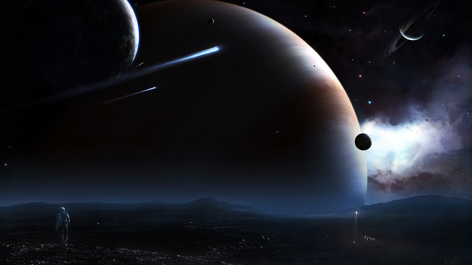 Space HD wallpaper 1920x1080 21   hebusorg   High Definition 1920x1080