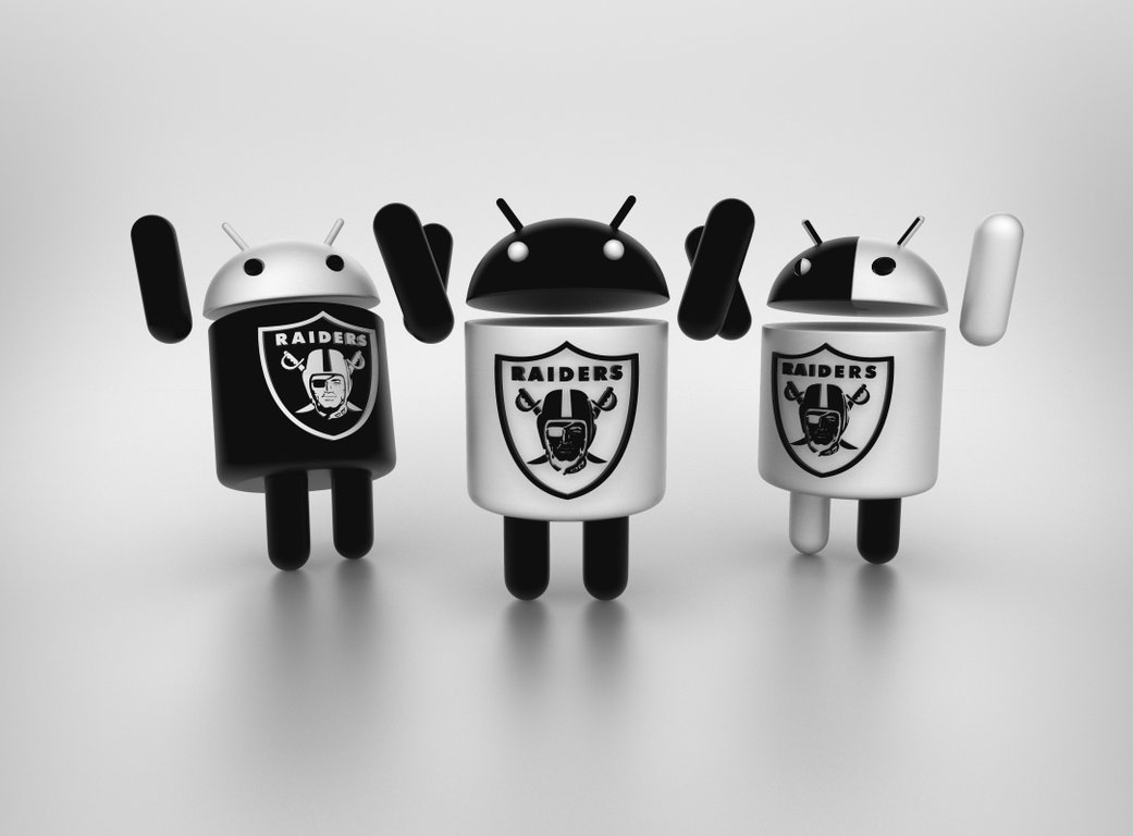 Oakland Raiders Android Background Group by pistikapistika on 1041x768