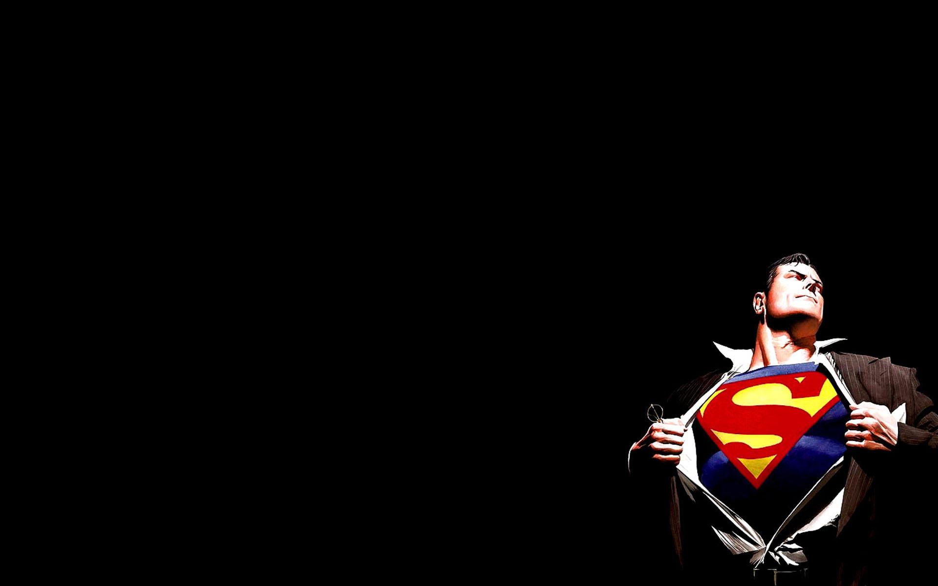 Superman Wallpaper Darthdookus Blog 1920x1200