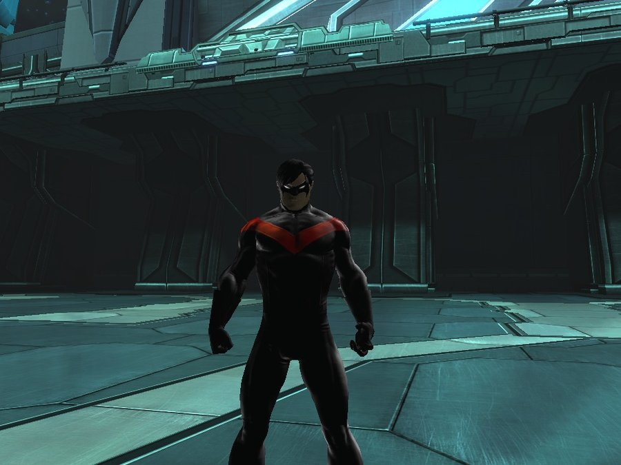 Nightwing DCUO New 52 by RobinWing10 900x675