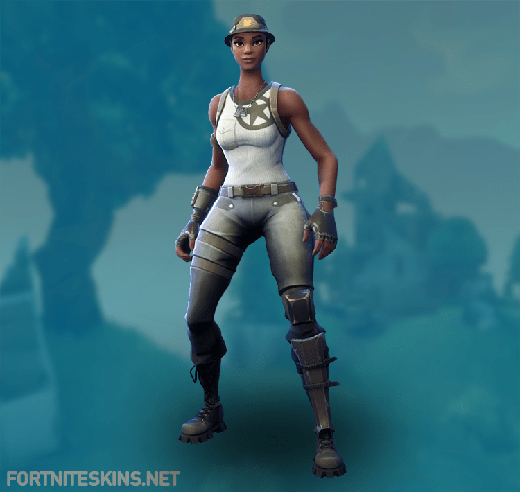 Recon Expert Fortnite Outfits Battle Outfits Games 750x710