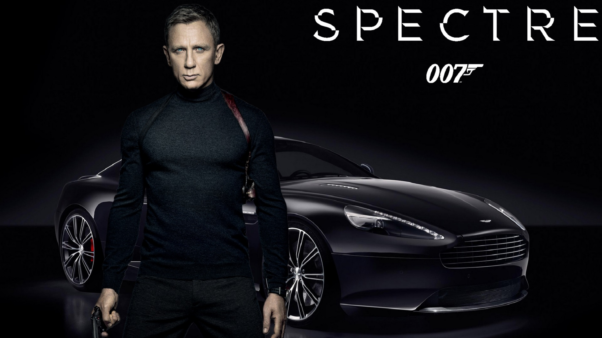 Spectre 007 movies HD Wallpapers download 1920x1080
