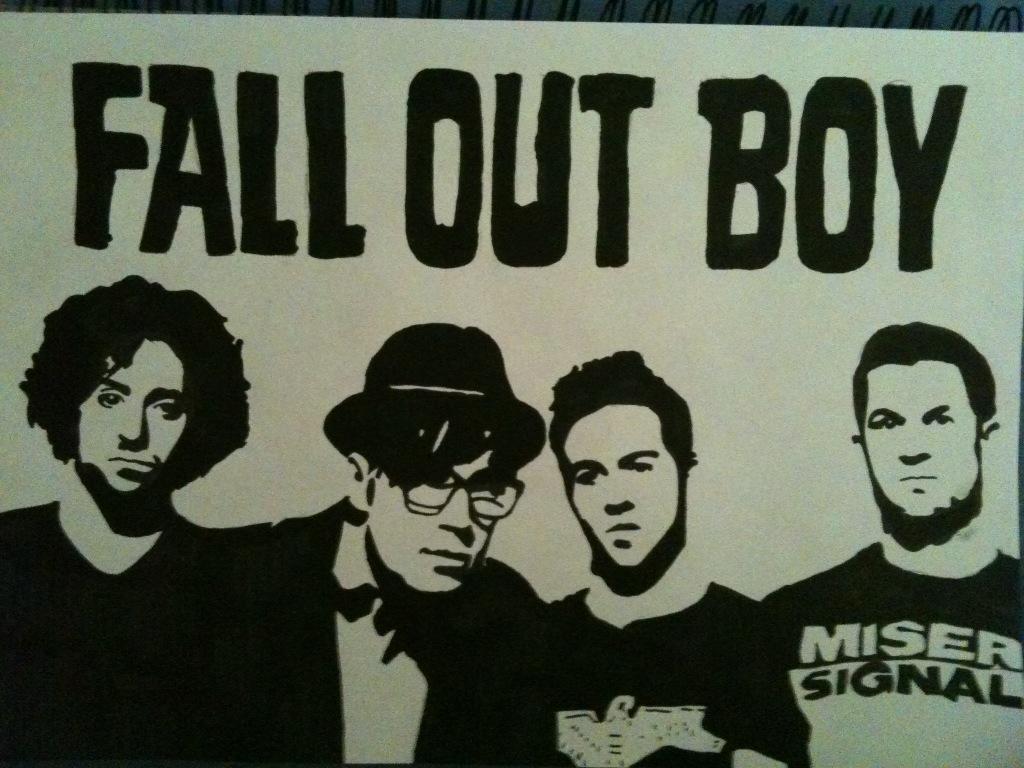 75 Fall Out Boy Wallpaper On Wallpapersafari