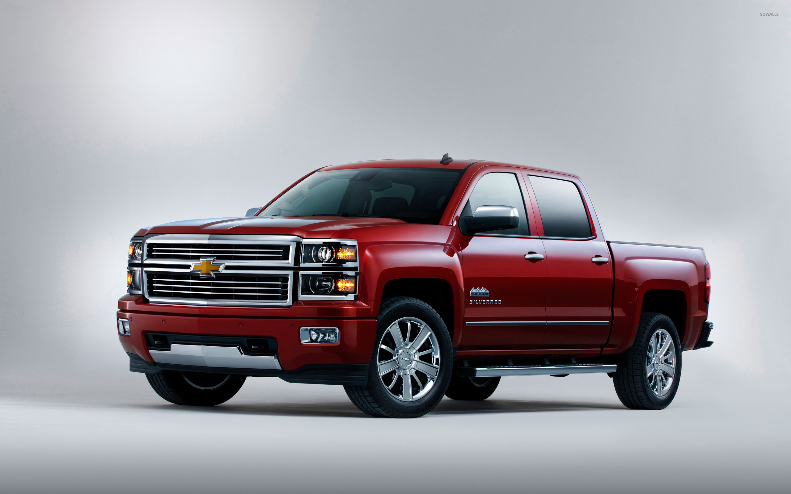 2014 Chevy Silverado Wallpapers  WallpaperSafari