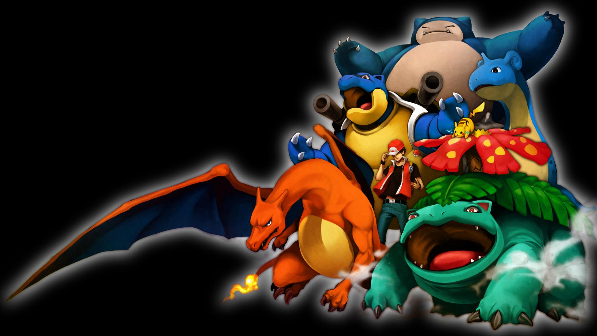 pokemon wallpaper HD for desktop 2 1920x1080