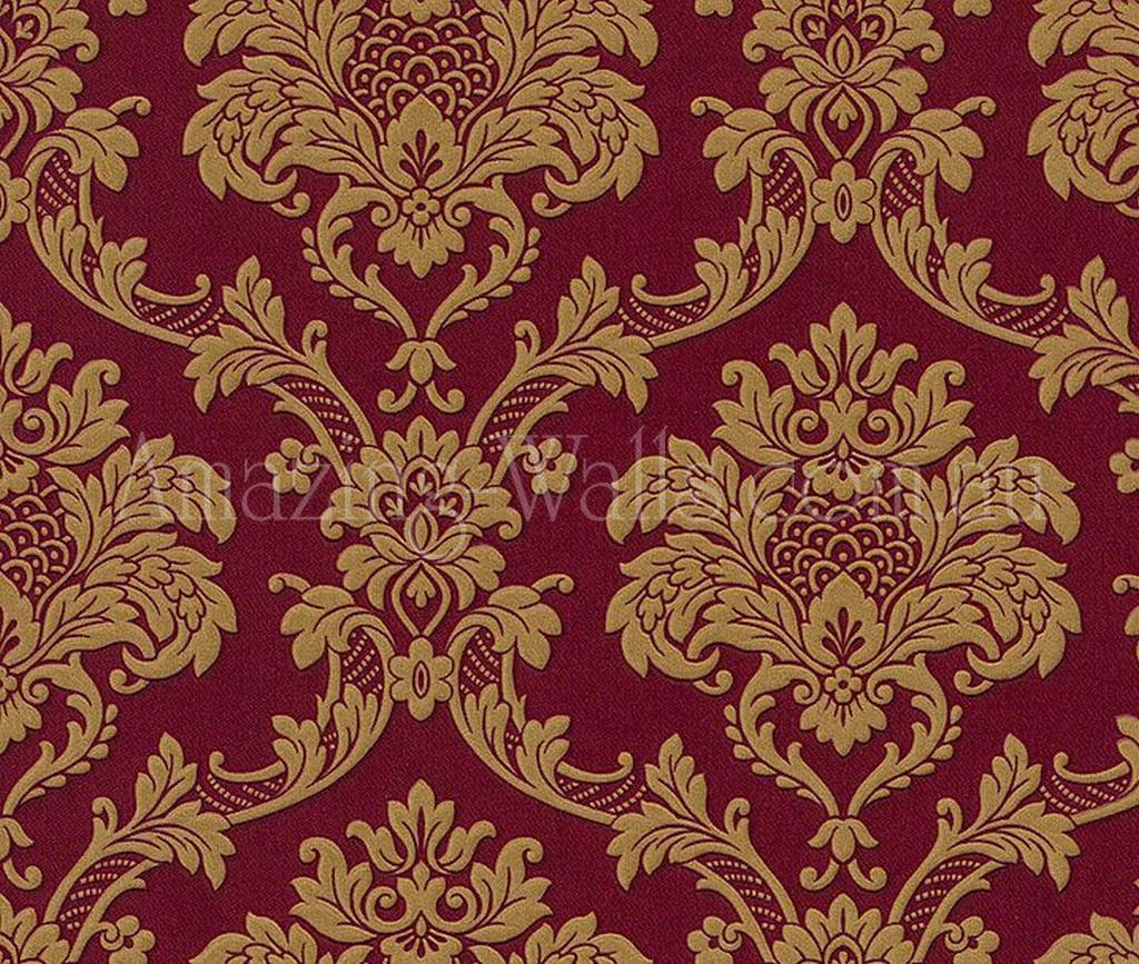 Burgundy and gold wallpaper wallpapersafari for Burgundy and gold bedroom designs