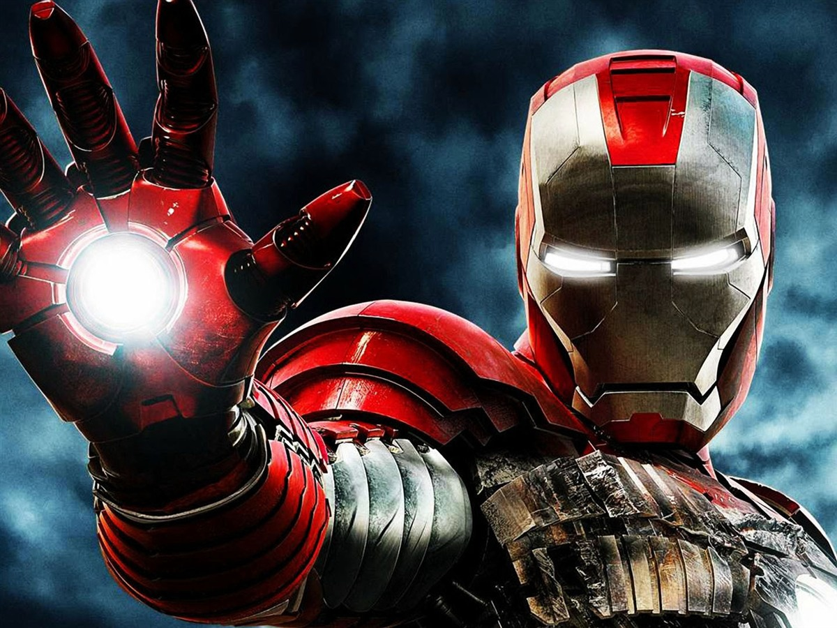 Iron Man Desktop Download 1200x900