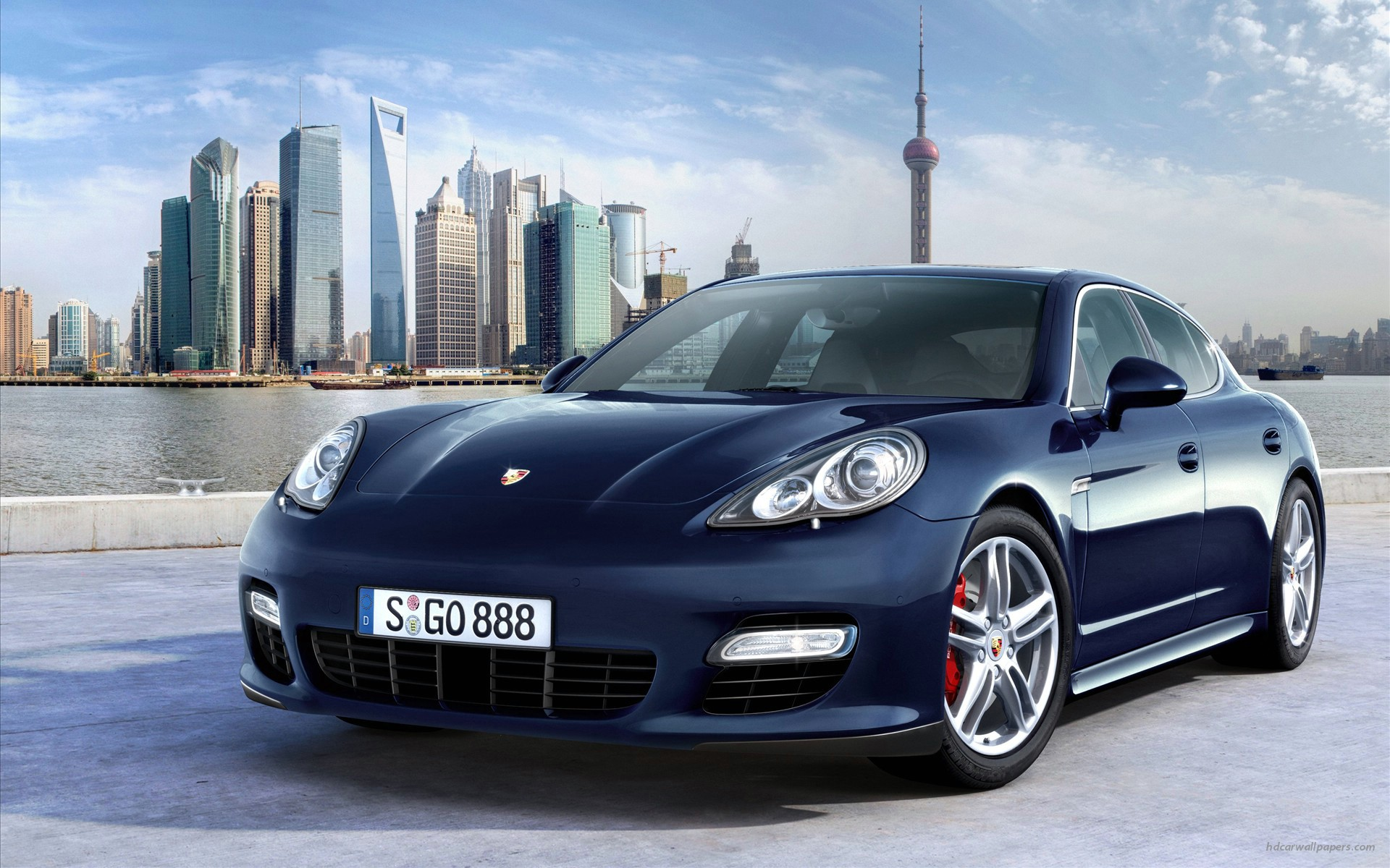 2010 Porsche Panamera 9 Wallpapers HD Wallpapers 1920x1200
