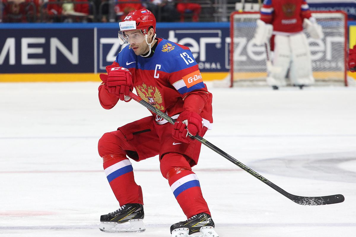 WATCH Pavel Datsyuks first KHL goal is eerily familiar   Winging 1200x800