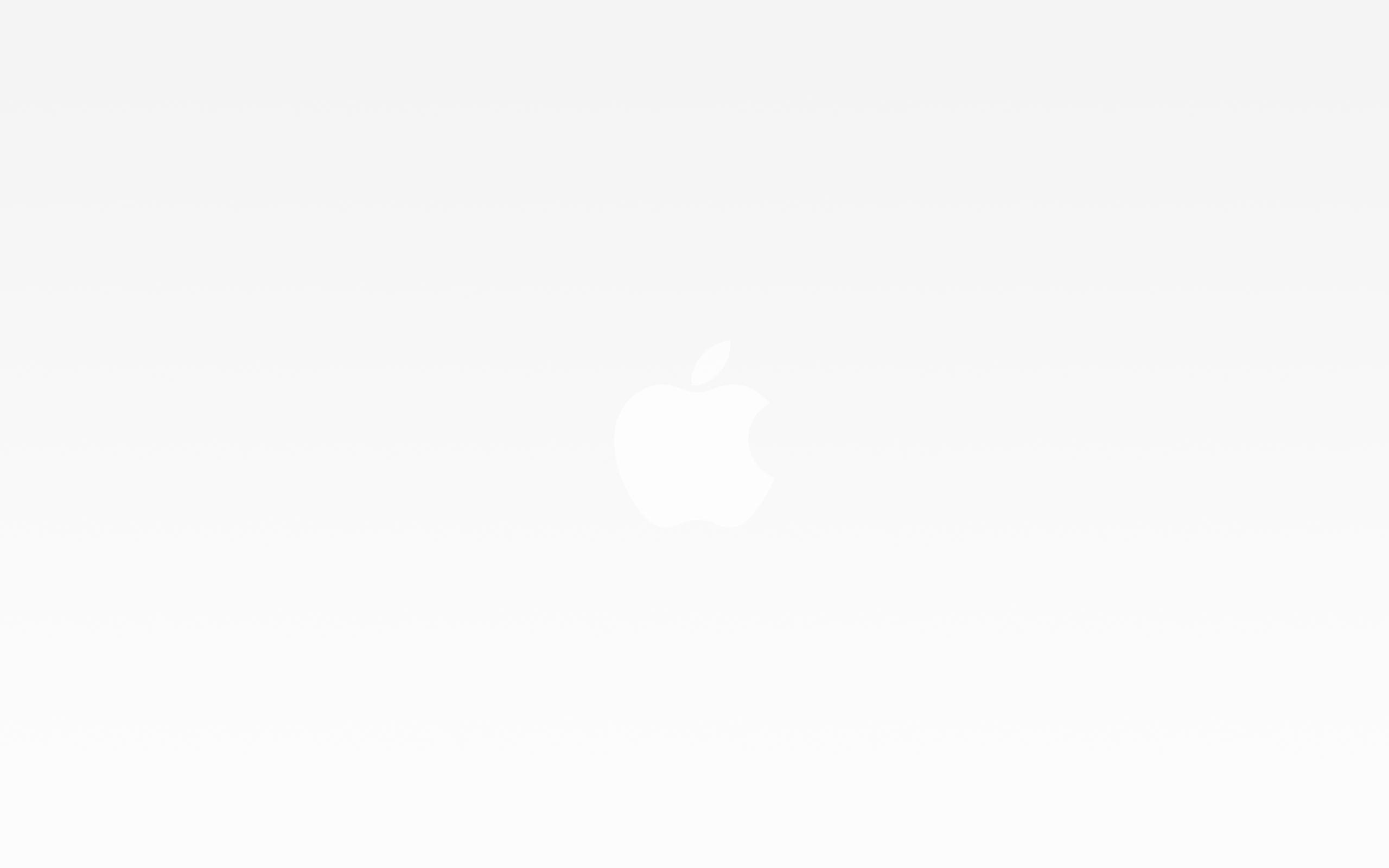All White Background for Desktop 2560x1600