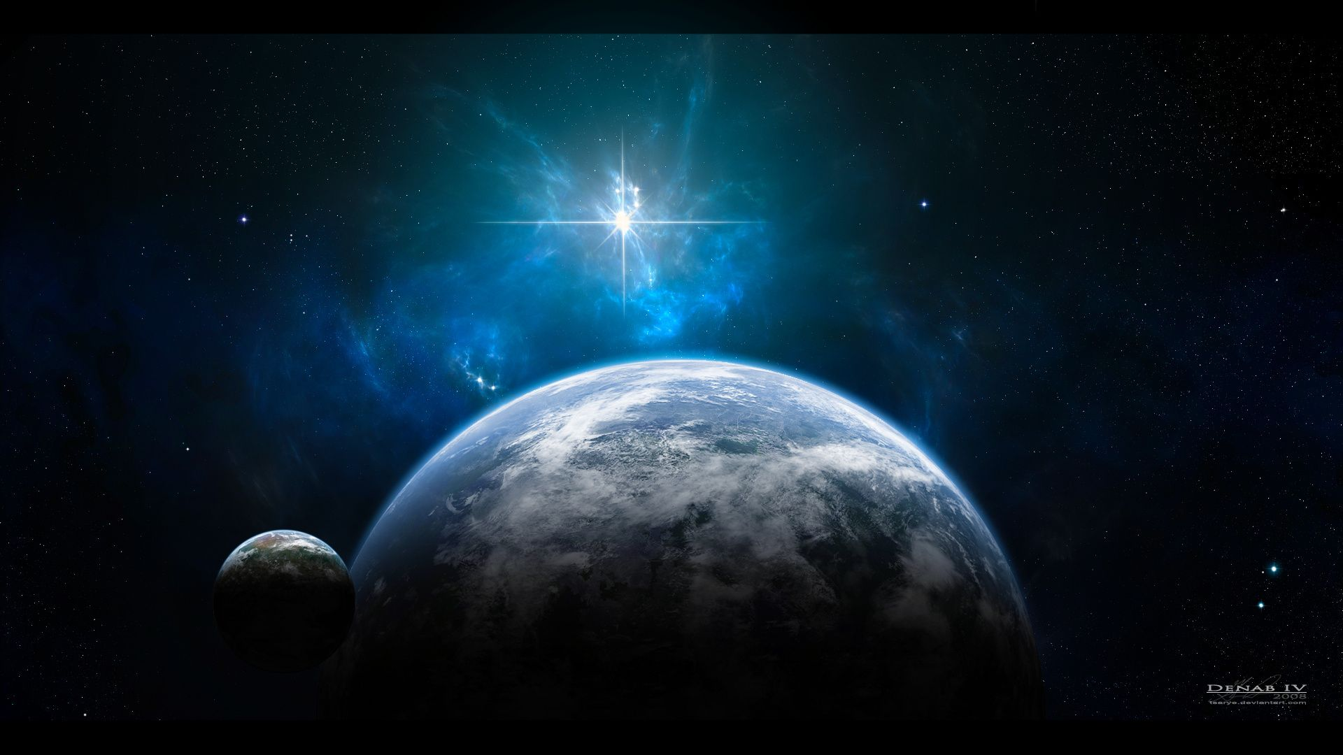 Earth from space wallpaper 1920x1080 wallpapersafari - Earth from space wallpaper ...
