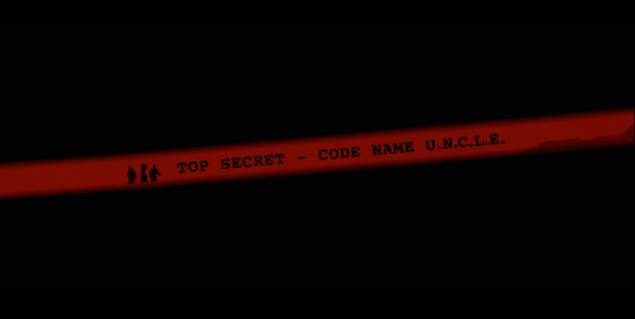 The Man from UNCLE images Code Name UNCLE HD 1280x643