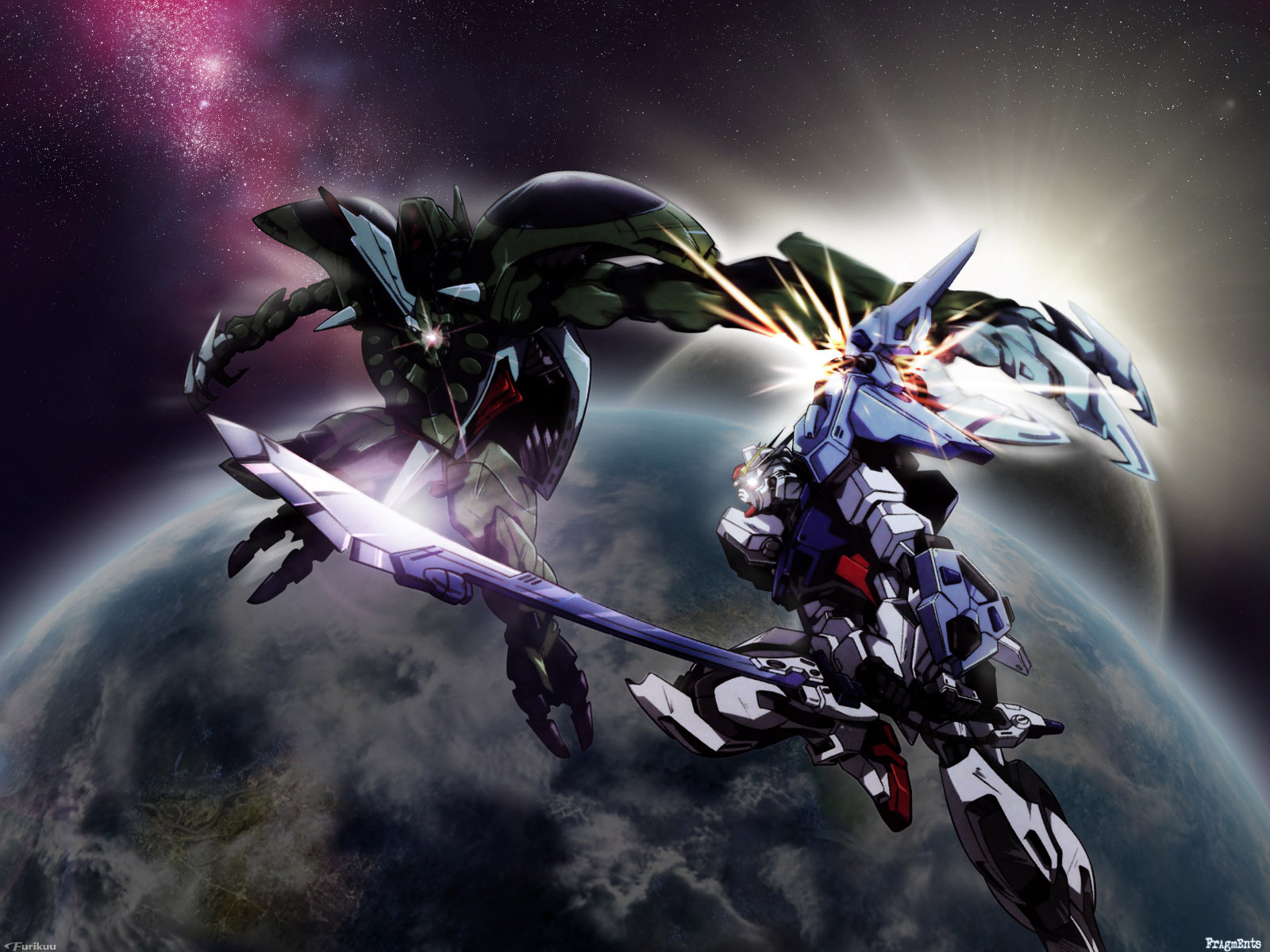 Gundam Seed Wallpaper HD wallpapers   Gundam Seed Wallpaper 1600x1200