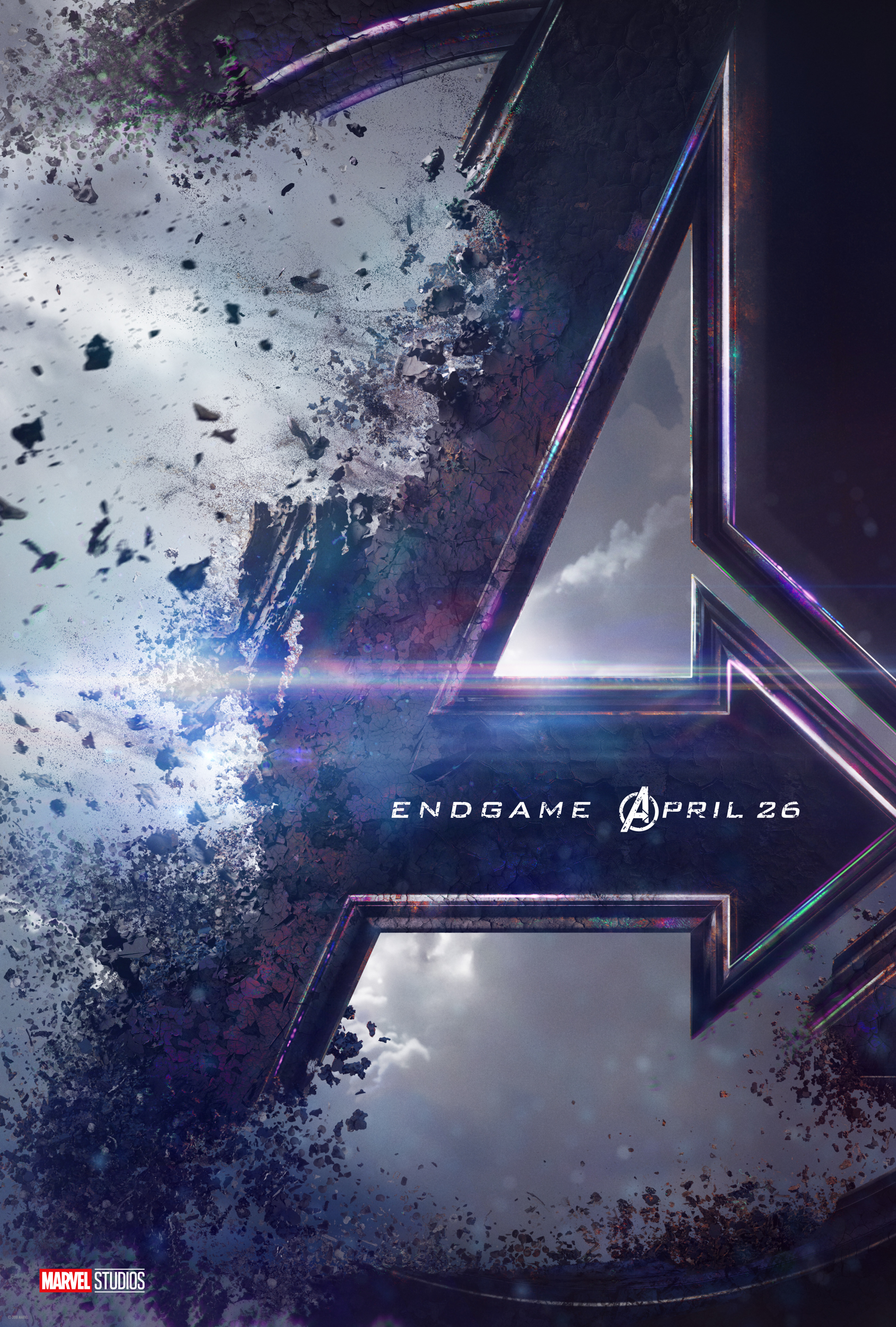 Avengers Endgame Teaser Poster Released   IGN 1688x2500