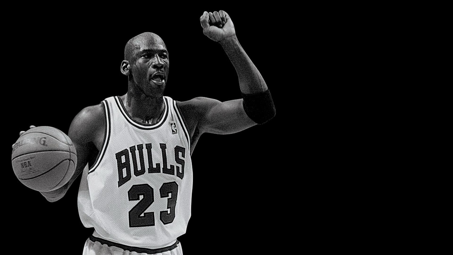 45 Michael Jordan Wallpaper 1920x1080 On Wallpapersafari