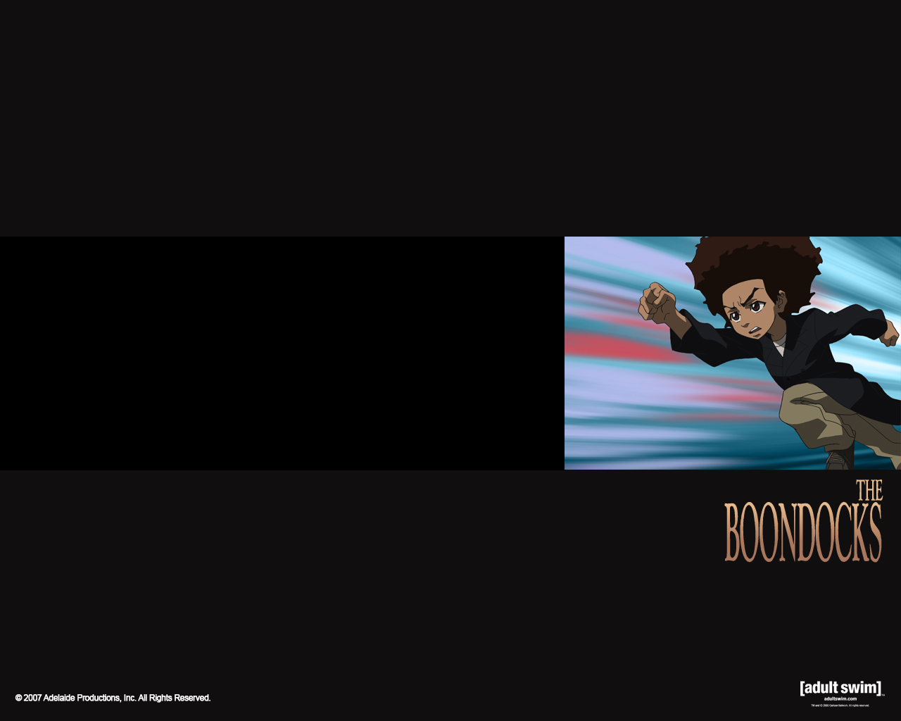The Boondocks TheWallpapers Desktop Wallpapers for HD 1280x1024