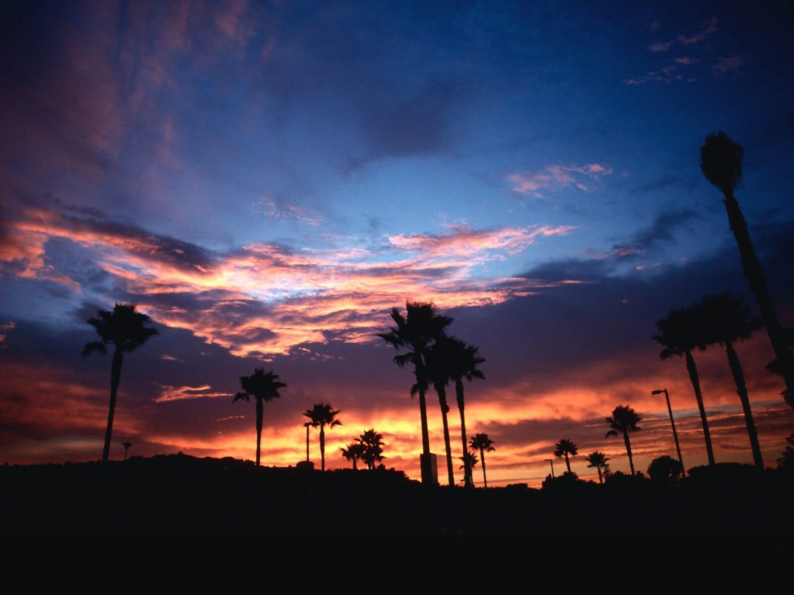 California USA Tourist Destinations 1600x1200
