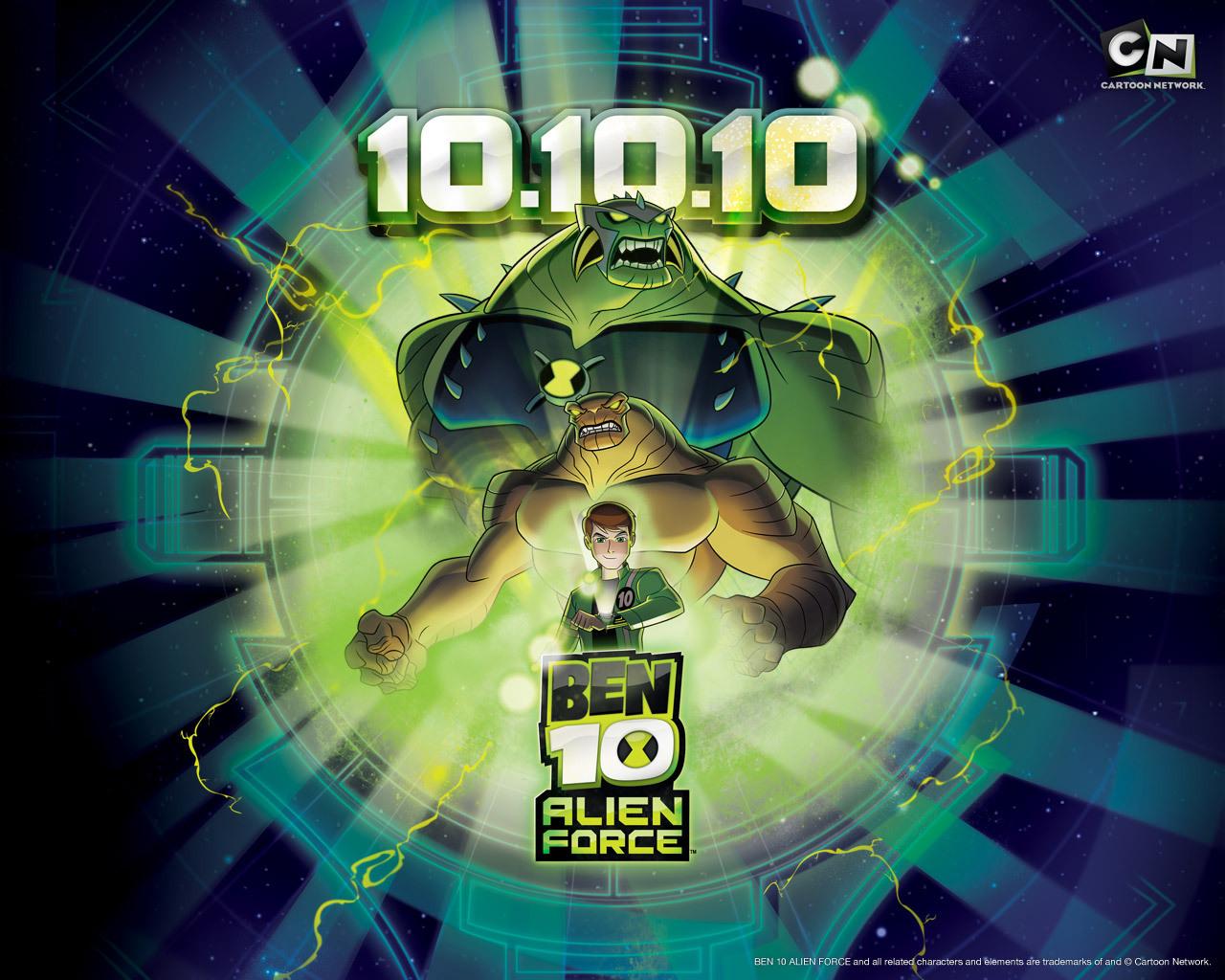 Free Download Vilgax Attacks Wallpaper Ben 10 Alien Force