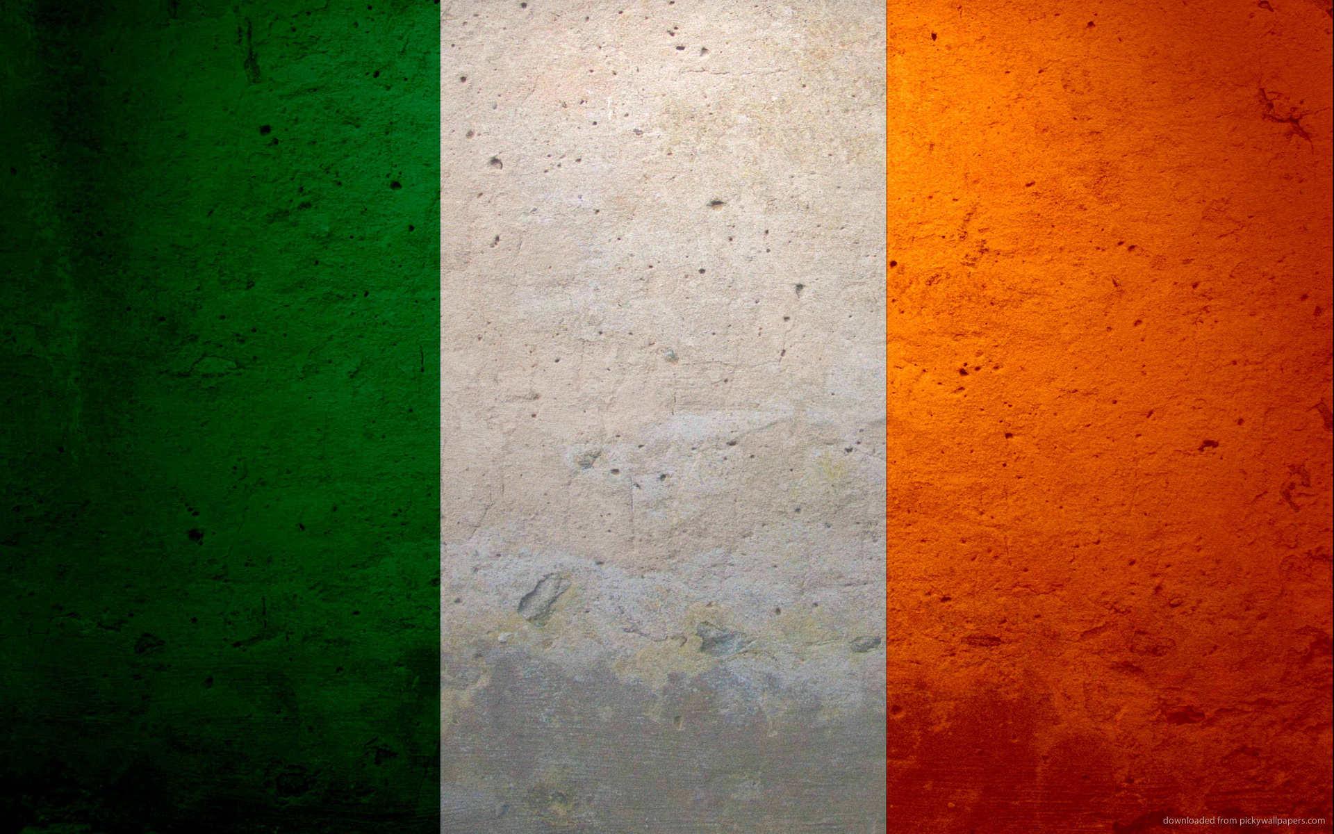 ireland flag twitter wallpapers flags miscellaneous wallpaper 1920x1200