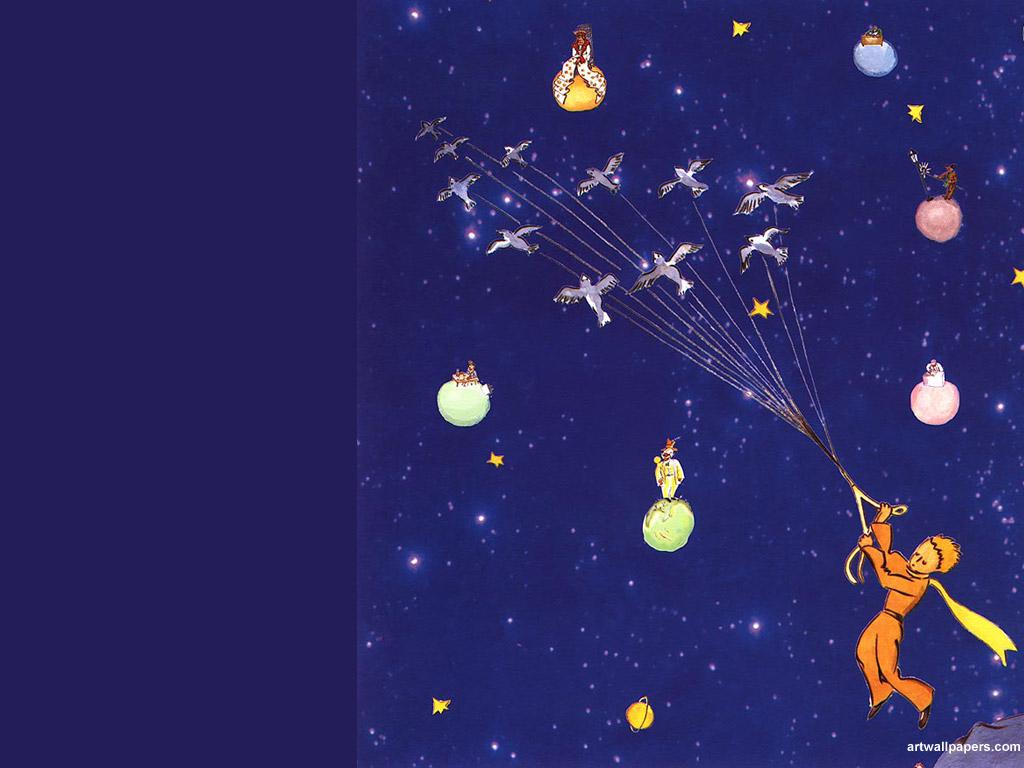 48 The Little Prince Wallpaper On Wallpapersafari