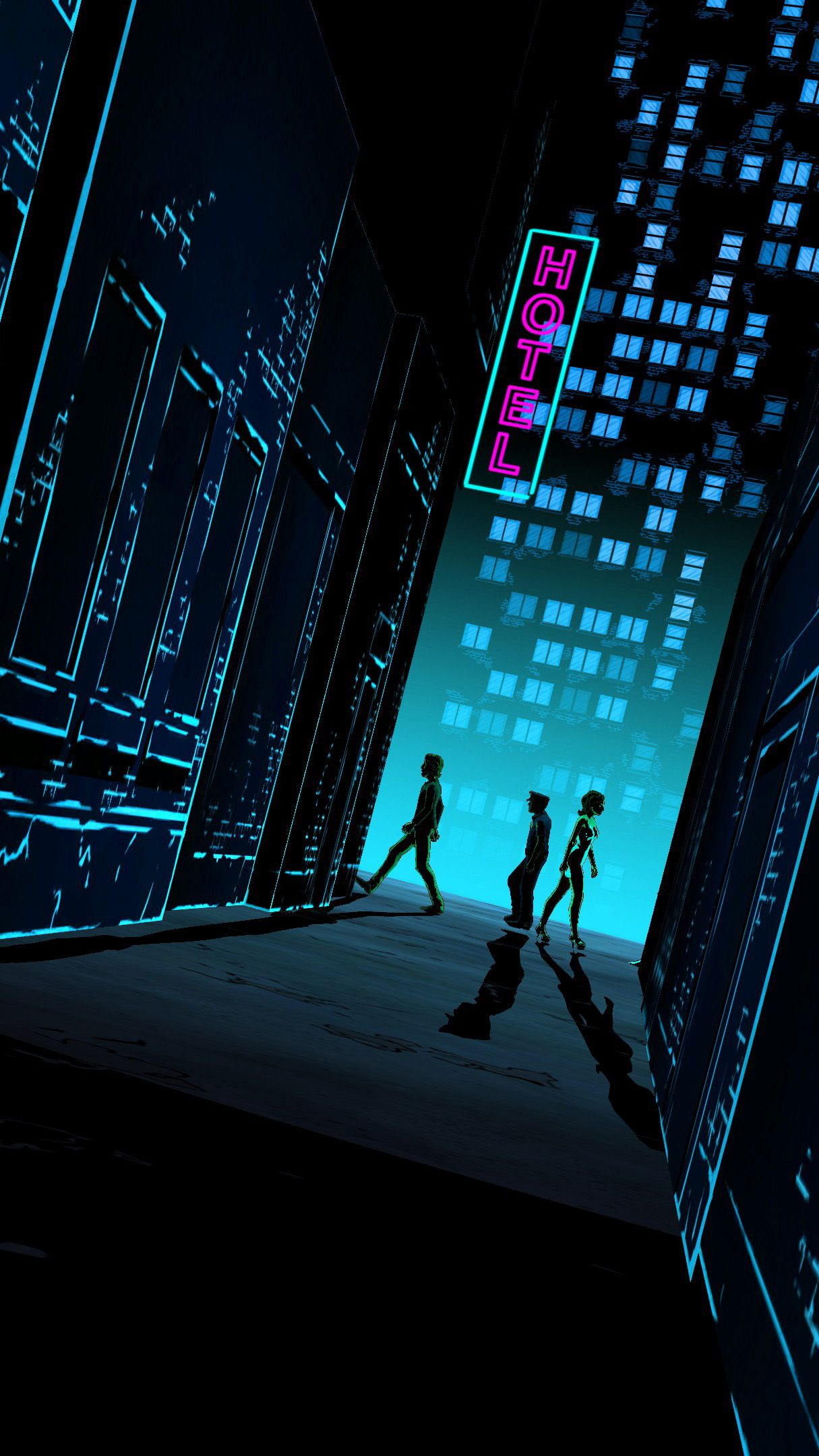 The Wolf Among Us iPhone Wallpapers   Top The Wolf Among Us