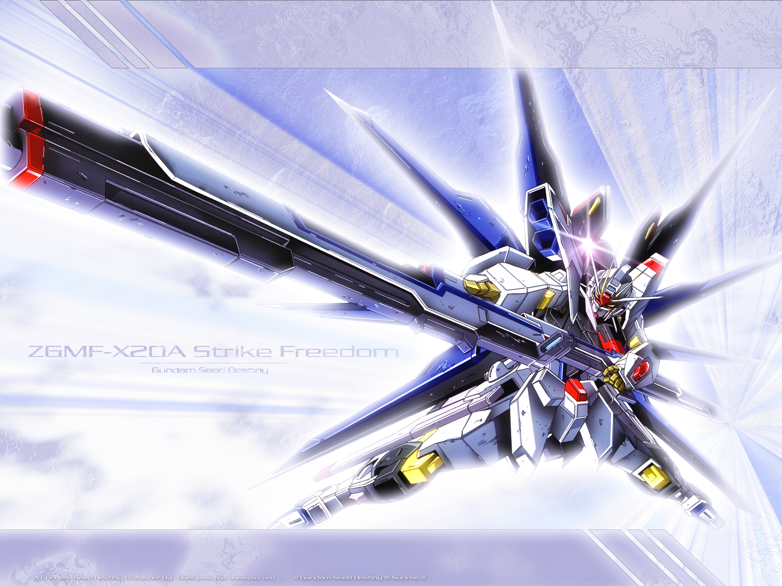 GSD   Gundam Seed Destiny Wallpaper 24471448 1600x1200