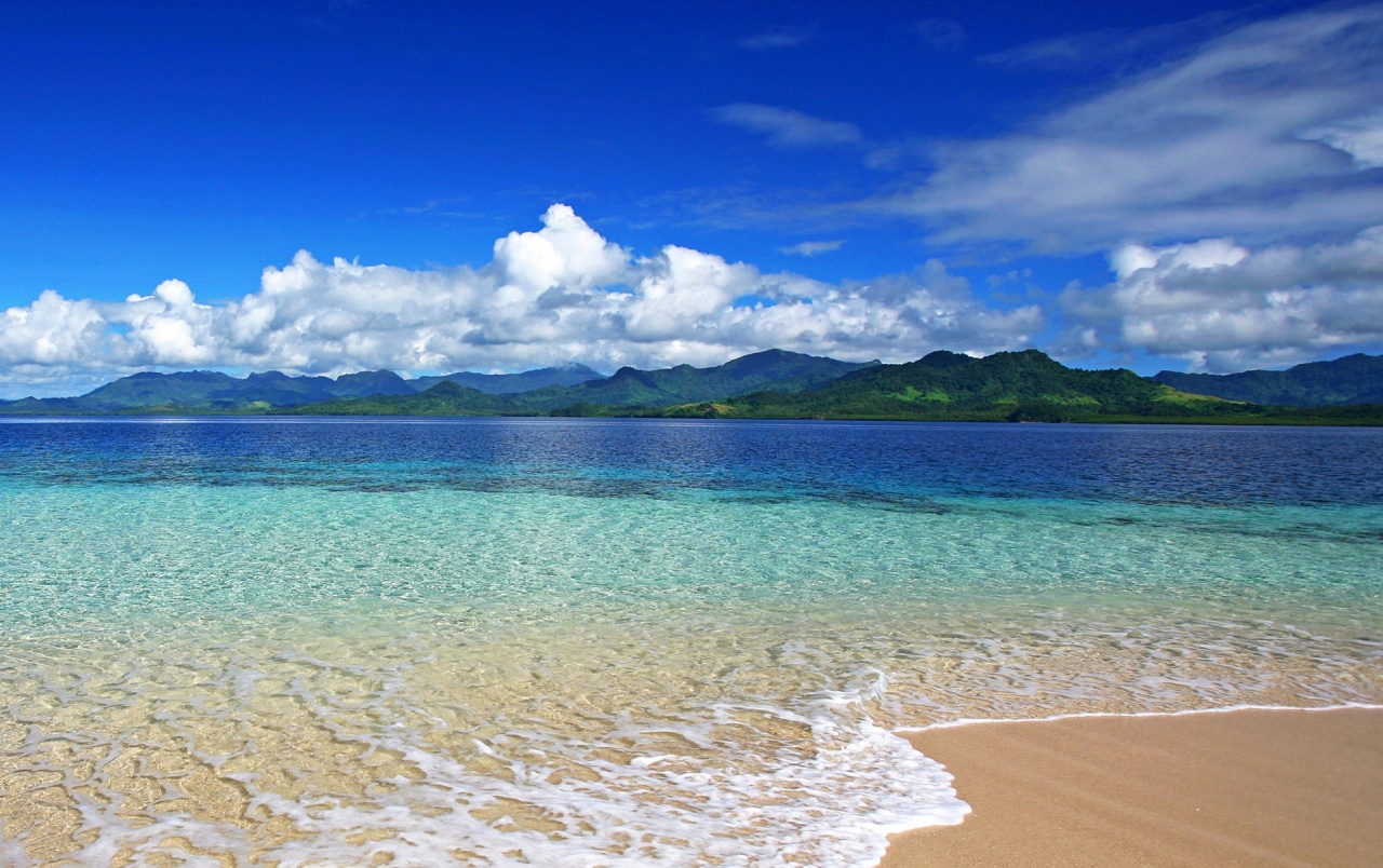 Wonderful Ocean Island Beach Wallpapers And Stock Photos   Mac 1280x804