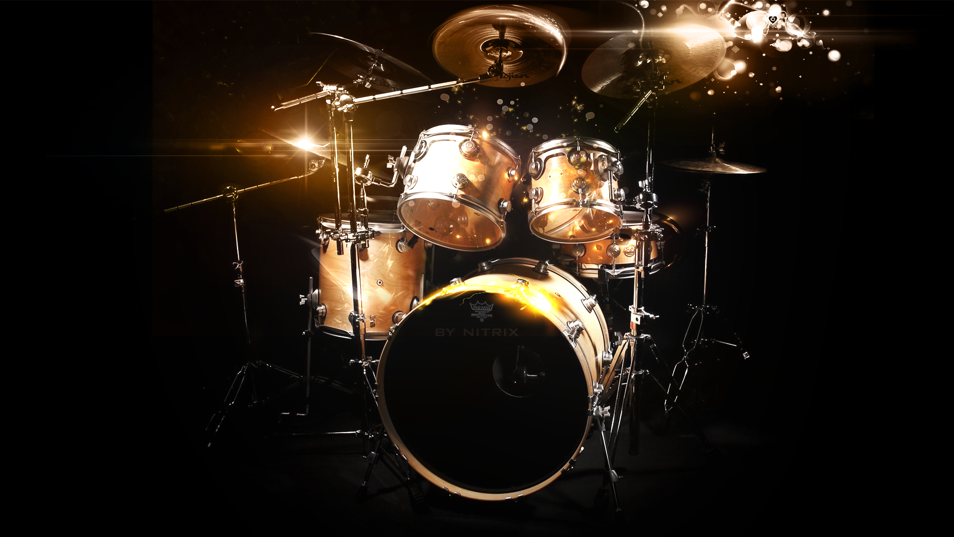 drum wallpaper for computer - photo #22