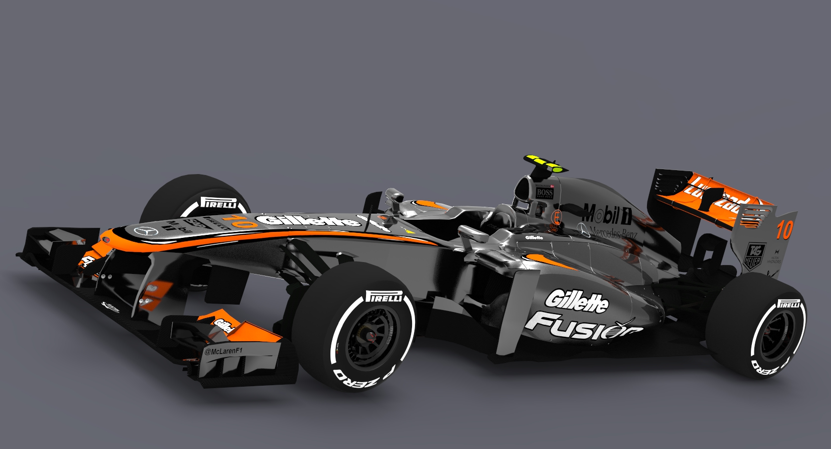Mclaren F1 Wallpapers Wallpapersafari