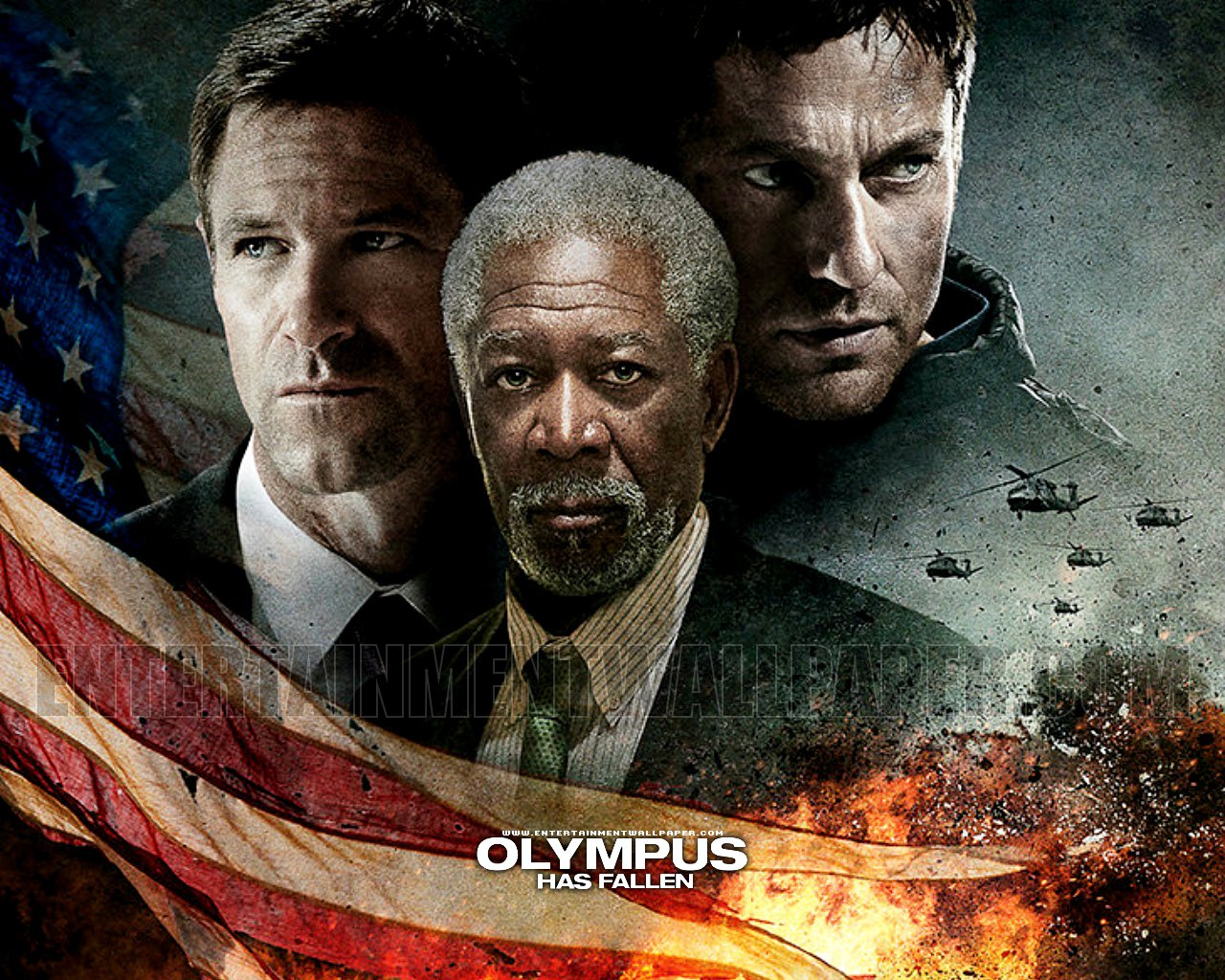 olympus has fallen wallpaper 10038304 size 1280x1024 more olympus has 1280x1024